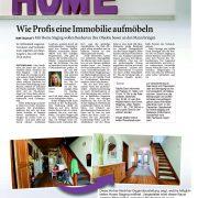 Pressebericht in der OZ Wie Profis eine Immobilie aufmöbeln