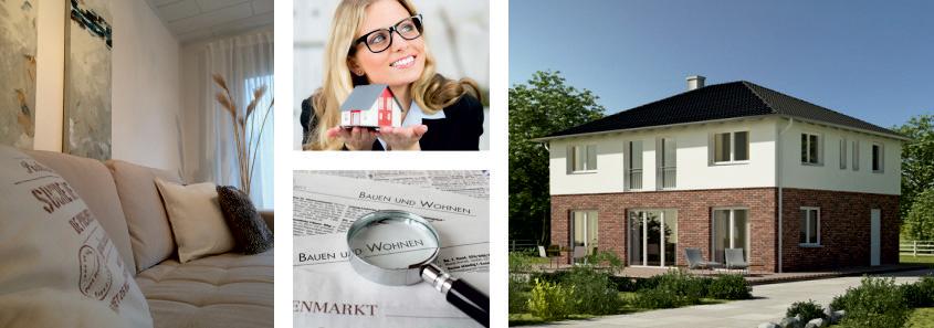 Collage-Immobilien: Wir suchen immer Immobilien