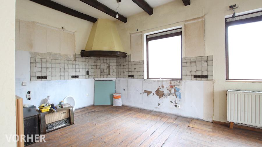 Before-Wohnküche