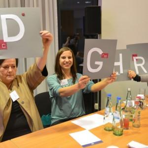 DGHR-Branchentreff in Berlin 3. und 4. Februar 2017